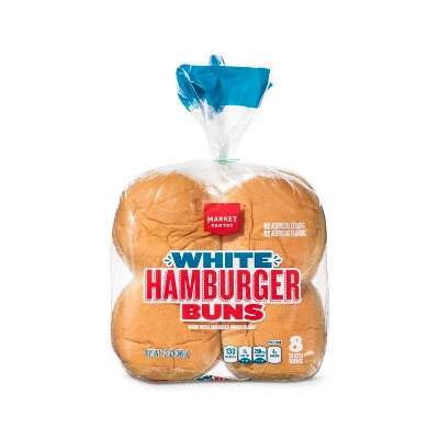 Hamburger Buns - 11oz/8ct - Market Pantry™