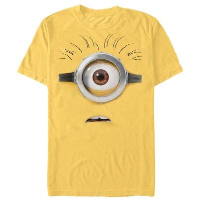 Men's Despicable Me Minion Costume T-Shirt