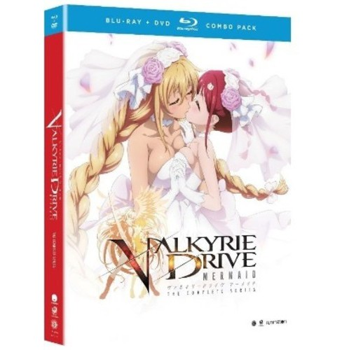 Valkyrie Drive:Mermaid Complete Serie (Blu-ray) - image 1 of 1