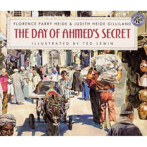 Day of Ahmed's Secret - by  Florence H Parry (Paperback) - image 1 of 1