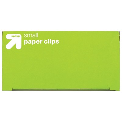 Paper Clips Small 350ct - Up&Up , Size: 140ct, Silver