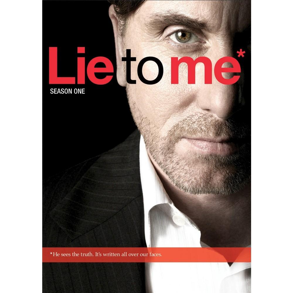 Lie to Me: Season One [4 Discs]