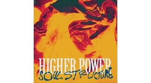 Higher Power - Soul Structure (CD) - image 1 of 1