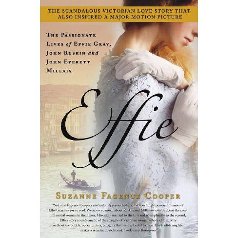 Effie - by  Suzanne Fagence Cooper (Paperback) - image 1 of 1