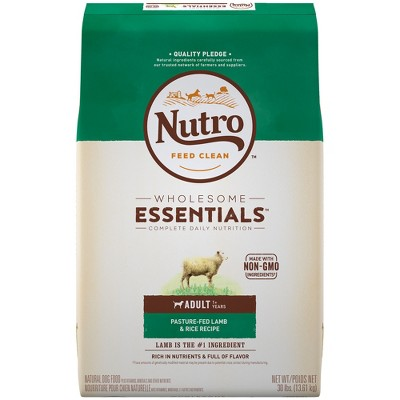 Dog Food: Nutro Wholesome Essentials Adult