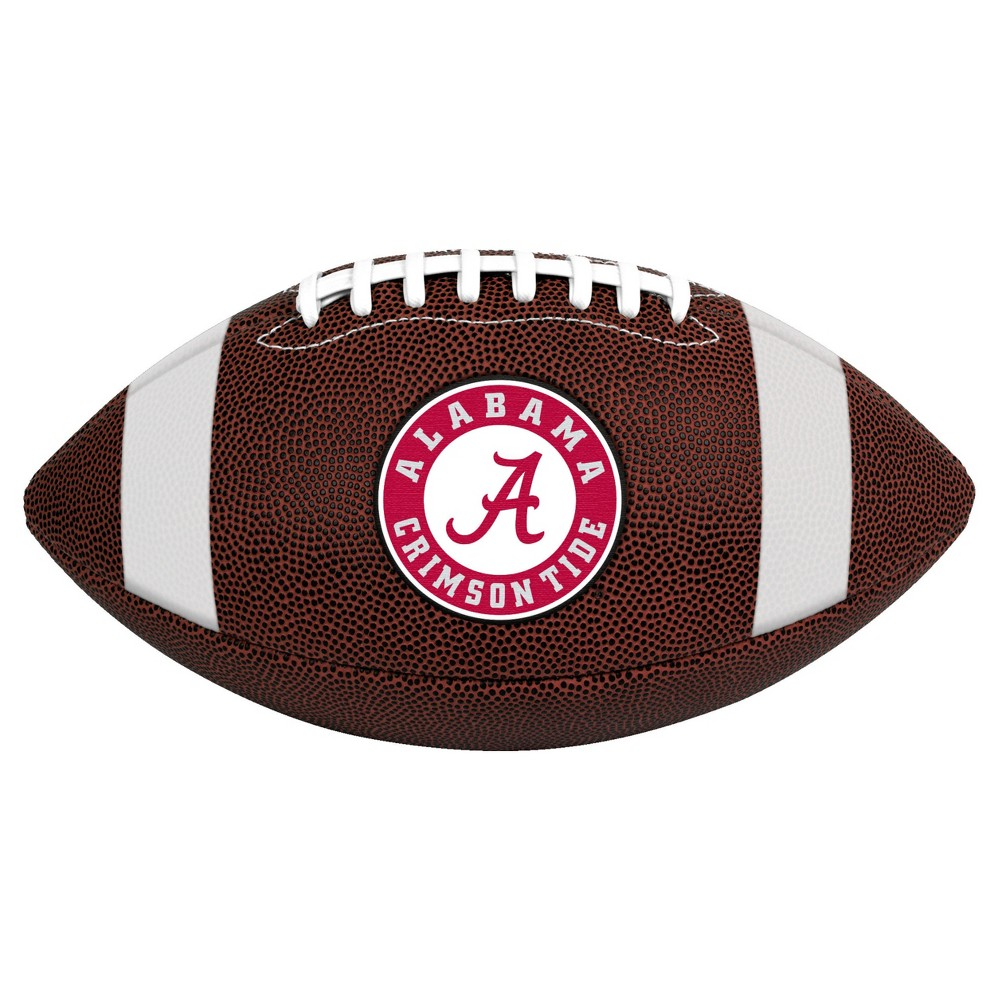 Alabama Crimson Tide Rawlings Official Game Full Size Football