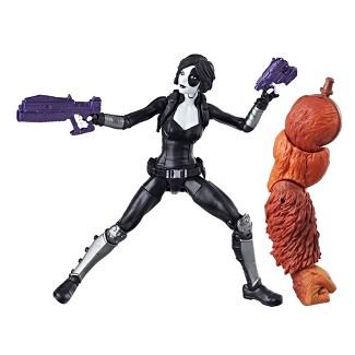 """Marvel Legends Series Deadpool - Marvels Domino 6"""" Figure"""