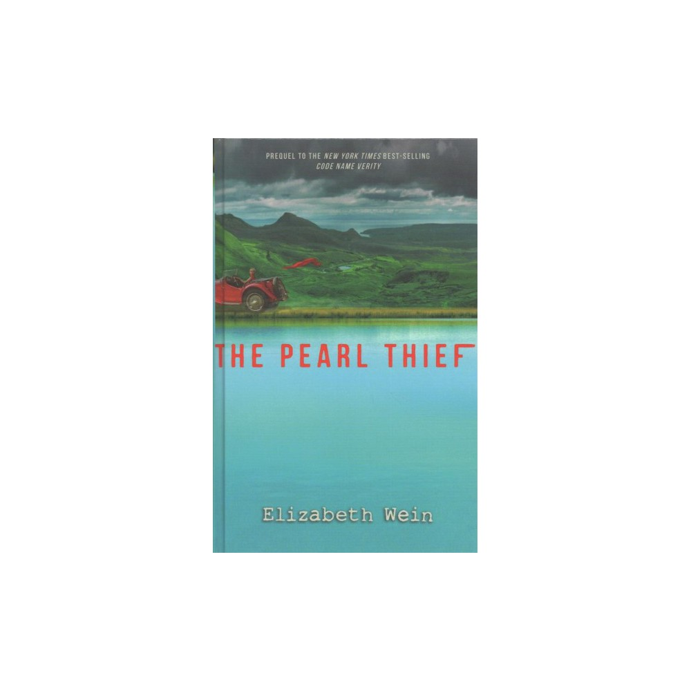 Pearl Thief - Large Print by Elizabeth Wein (Hardcover)