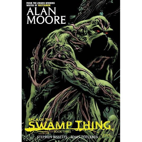Saga of the Swamp Thing Book Three - by  Alan Moore (Paperback) - image 1 of 1