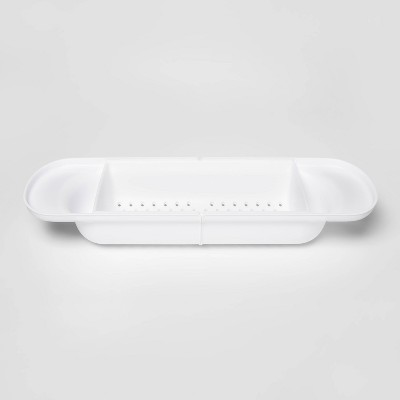 Bath Storage Caddy White - Pillowfort™