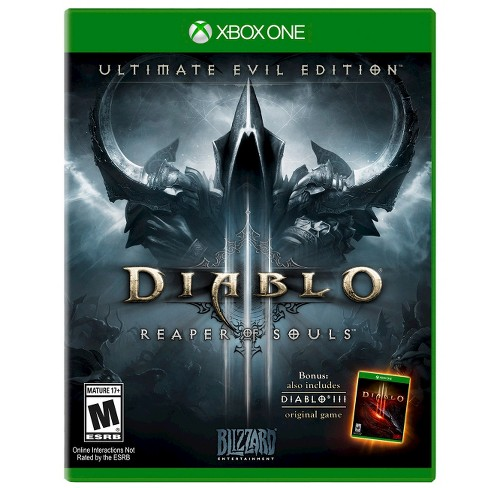 Diablo III Reaper of Souls: The Ultimate Evil Edition Xbox One - image 1 of 8