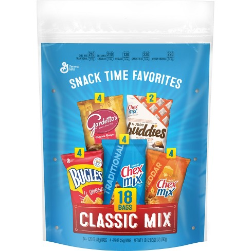 Chex Mix Snack Time Favorites Classic Mix - 12oz - image 1 of 1