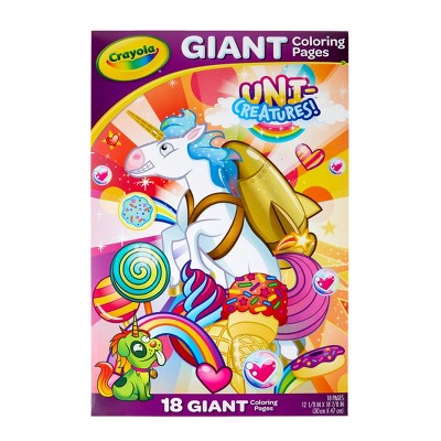 Giant Coloring Books