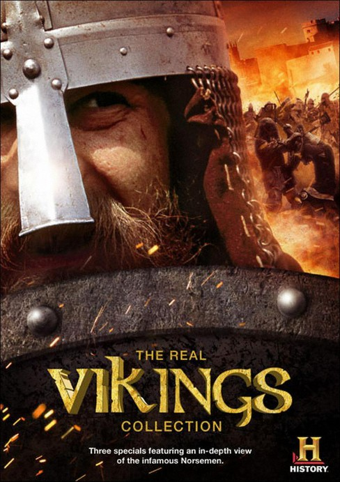 The Real Vikings Collection (dvd_video) - image 1 of 1