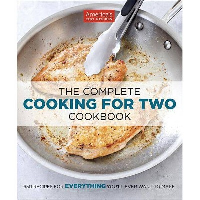 The Complete Cooking for Two Cookbook (Paperback)by America's Test Kitchen