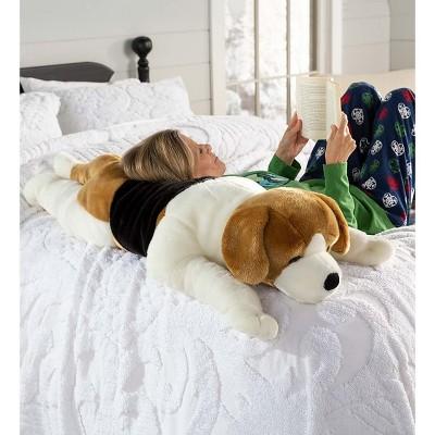 Beagle Plush Body Pillow