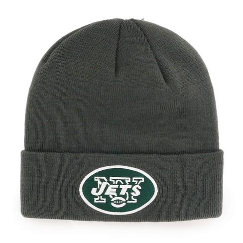 2527d75d3 NFL New York Jets Cuff Knit Beanie By Fan Favorite   Target