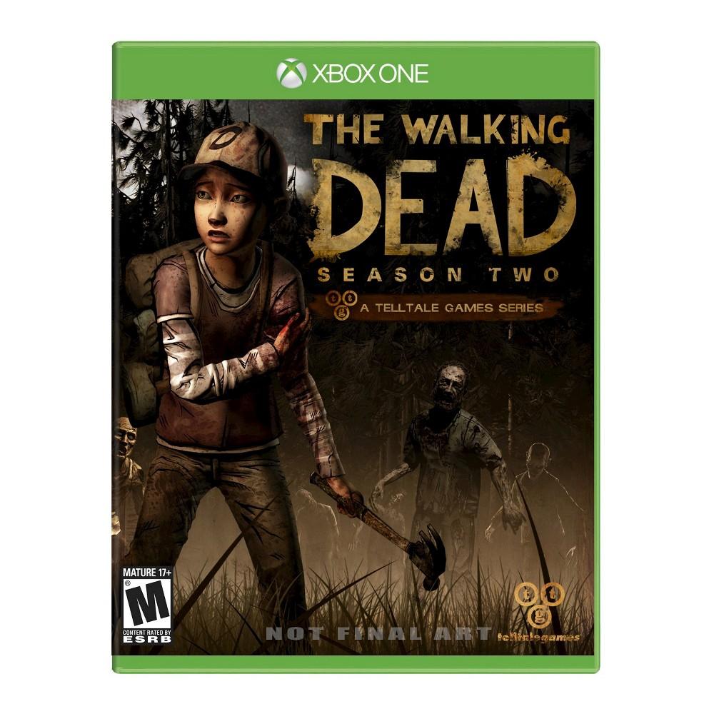 The Walking Dead: Season 2 A Telltale Games Series Xbox One
