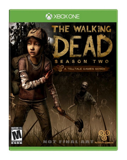 The Walking Dead: Season 2 A Telltale Games Series Xbox One - image 1 of 1