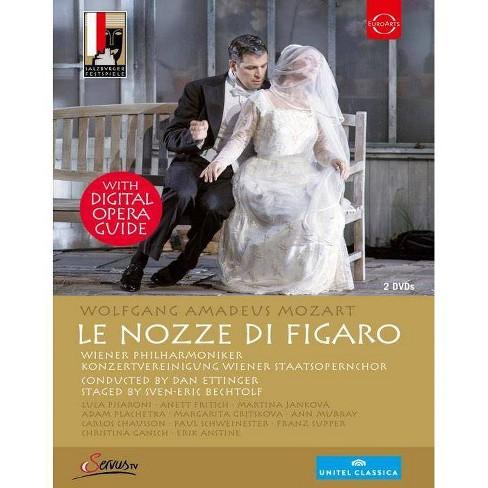 Wiener Philharmoniker: Wolfgang Amadeus Mozart: Le Nozze Di Figaro (Blu-ray) - image 1 of 1