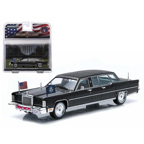 1972 Lincoln Continental Ronald Reagan Presidential Target