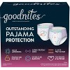 GoodNites Girls' Nighttime Bedwetting Underwear - (Select Size and Count)  - image 2 of 4