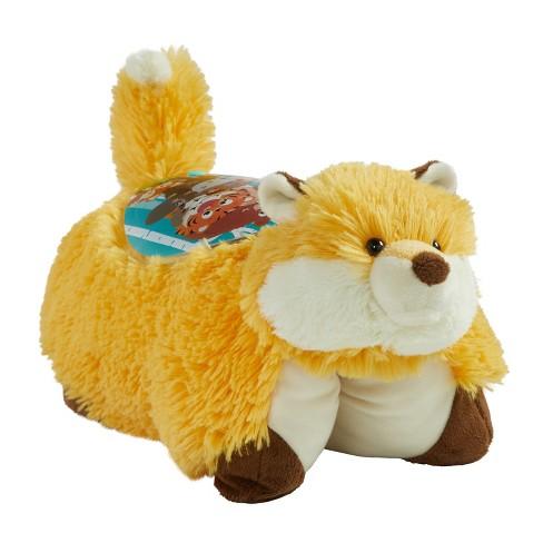 Sleeptime Lites Fox Plush Night Light Orange Pillow Pets Target