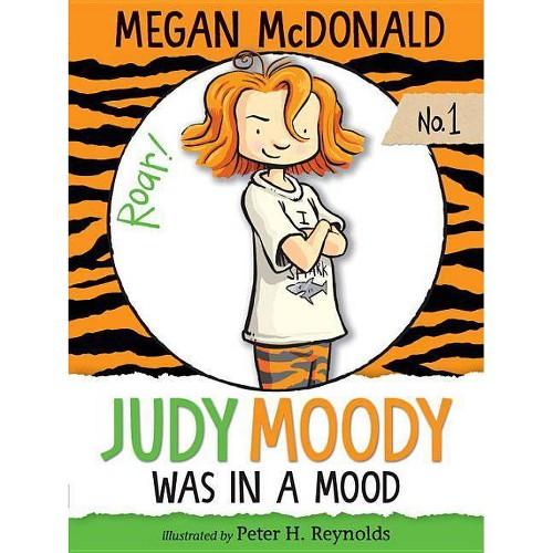 Judy Moody (Judy Moody Series #1) by Megan McDonald (Paperback)