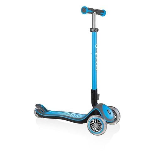 Globber Elite Deluxe Kick Scooter - Sky Blue - image 1 of 4