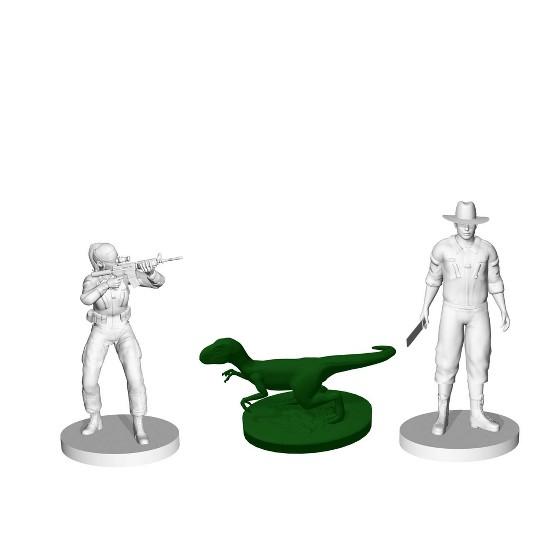 Matagot Raptor Board Game image number null
