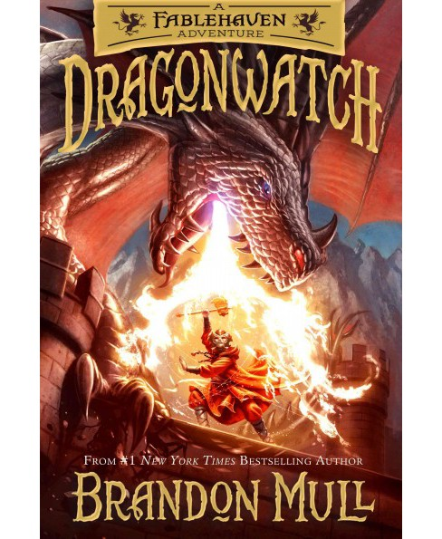 Dragonwatch (Hardcover) (Brandon Mull) - image 1 of 1