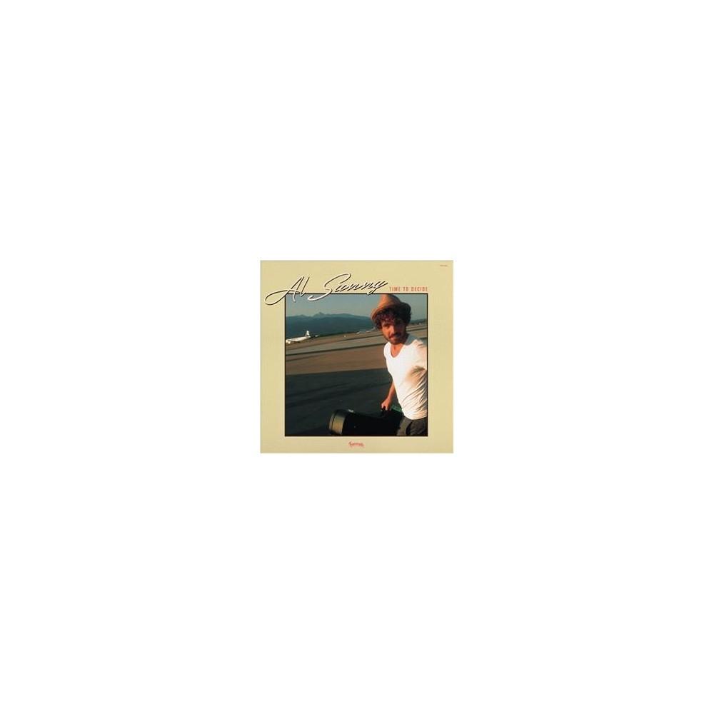 Al Sunny - Time To Decide (Vinyl)