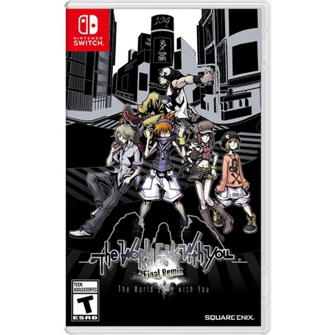 The World Ends With You: Final Remix - Nintendo Switch - image 1 of 3
