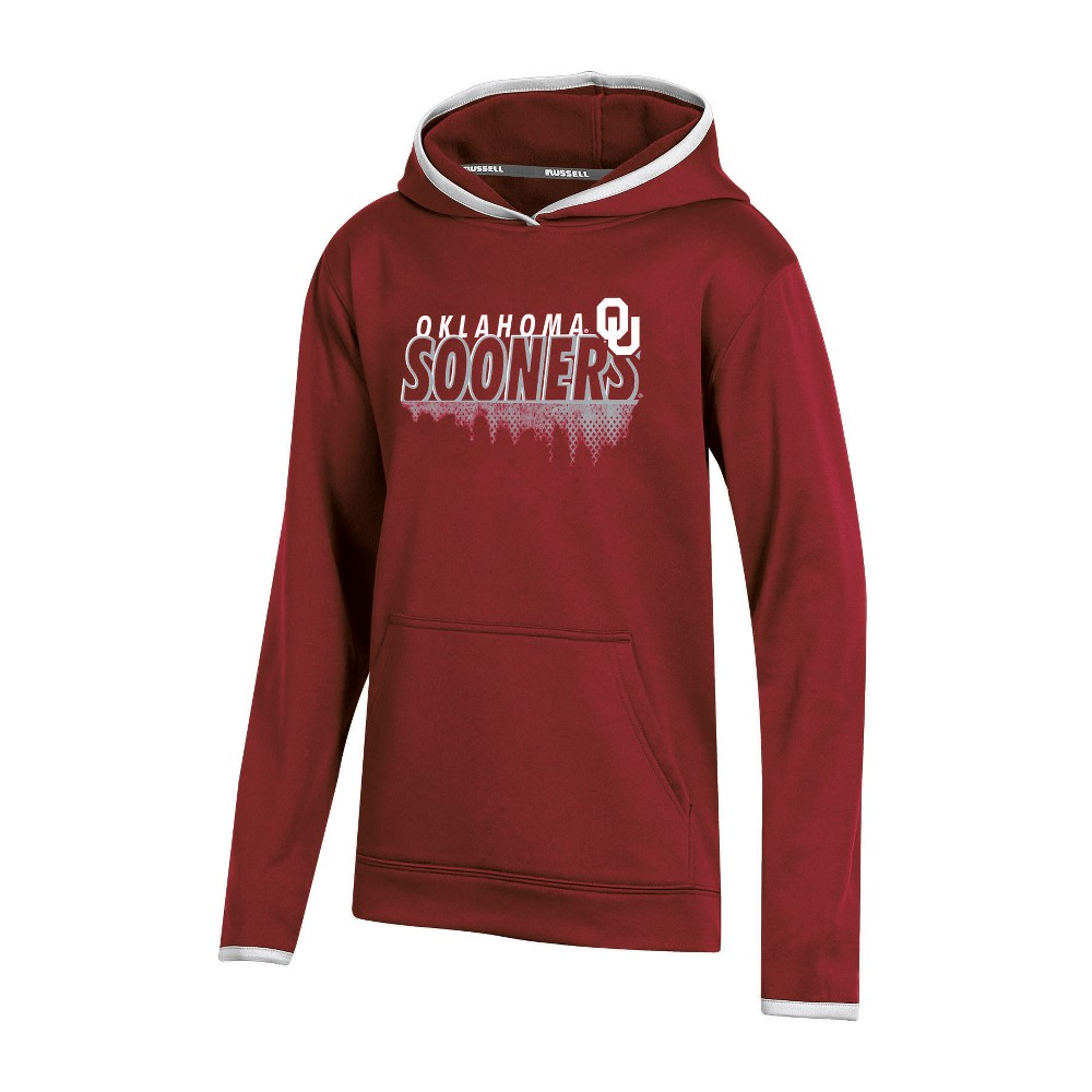 Oklahoma Sooners Boys' Performance Hoodie - XS, Multicolored
