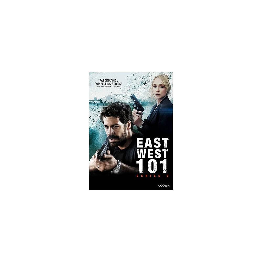 East West 101:Series 2 (Dvd)