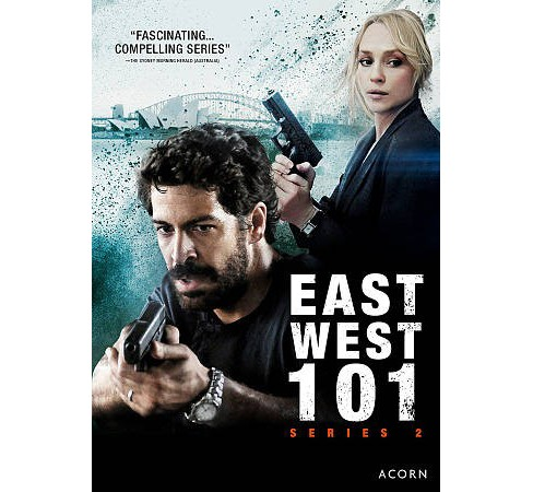 East West 101:Series 2 (DVD) - image 1 of 1