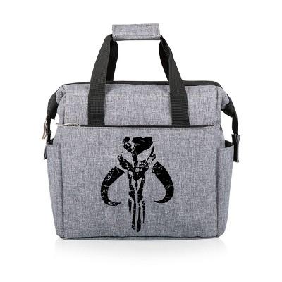 Picnic Time Star Wars: Mythosaur Skull - On The Go Lunch Bag - Heathered Gray