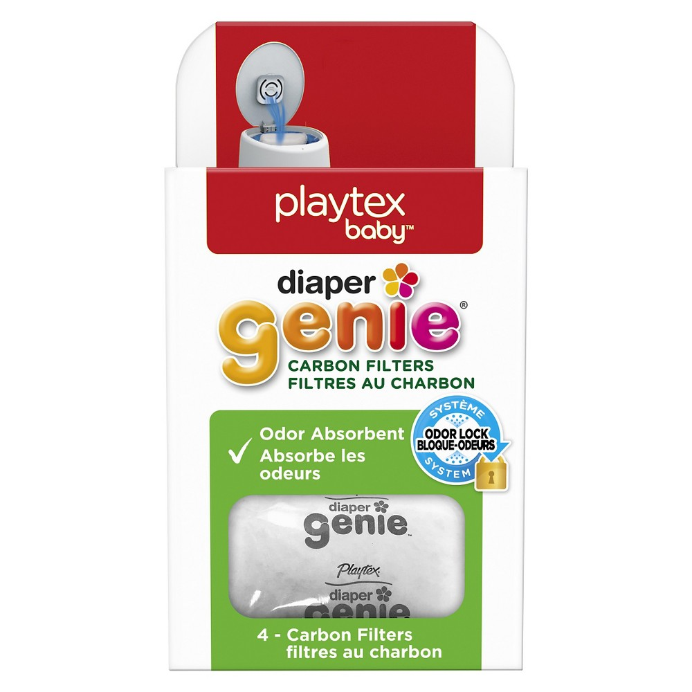 Image of Diaper Genie Carbon Filter, White