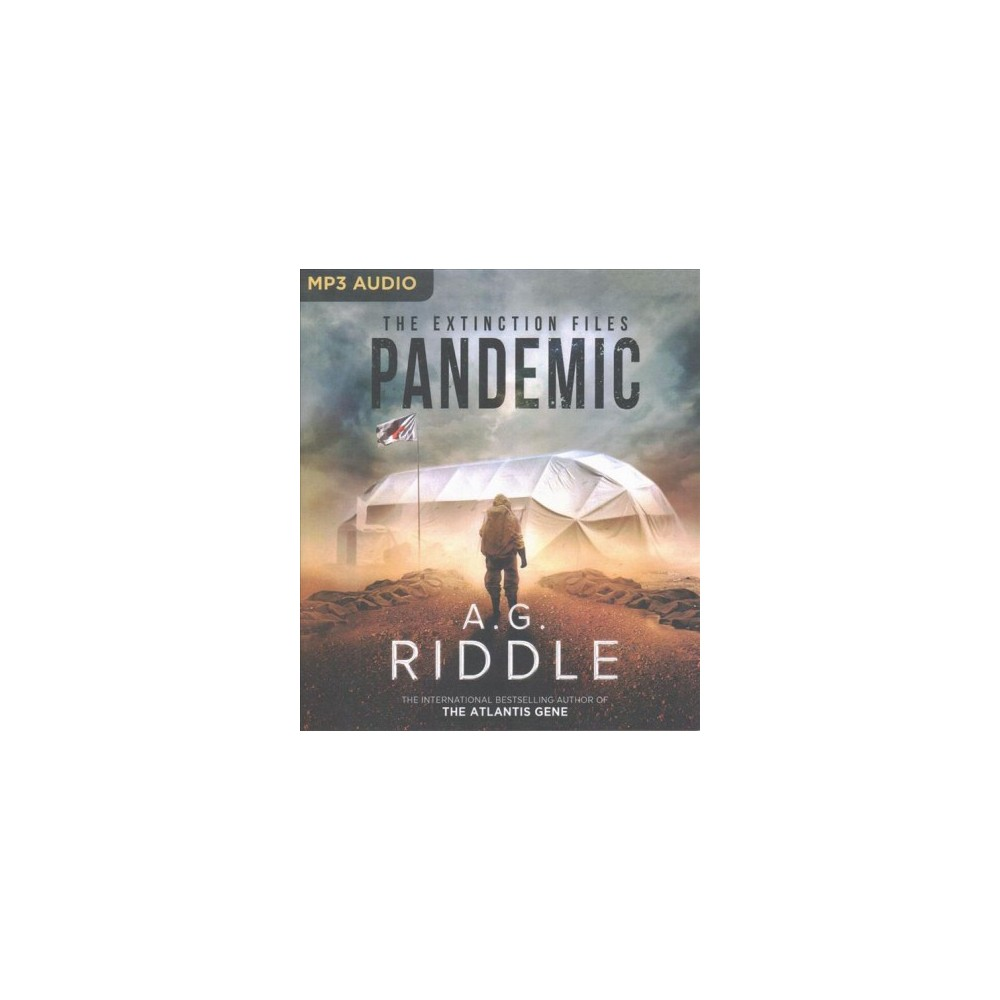 Pandemic (MP3-CD) (A. G. Riddle)