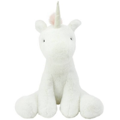Animal Adventure Eunice Unicorn - White