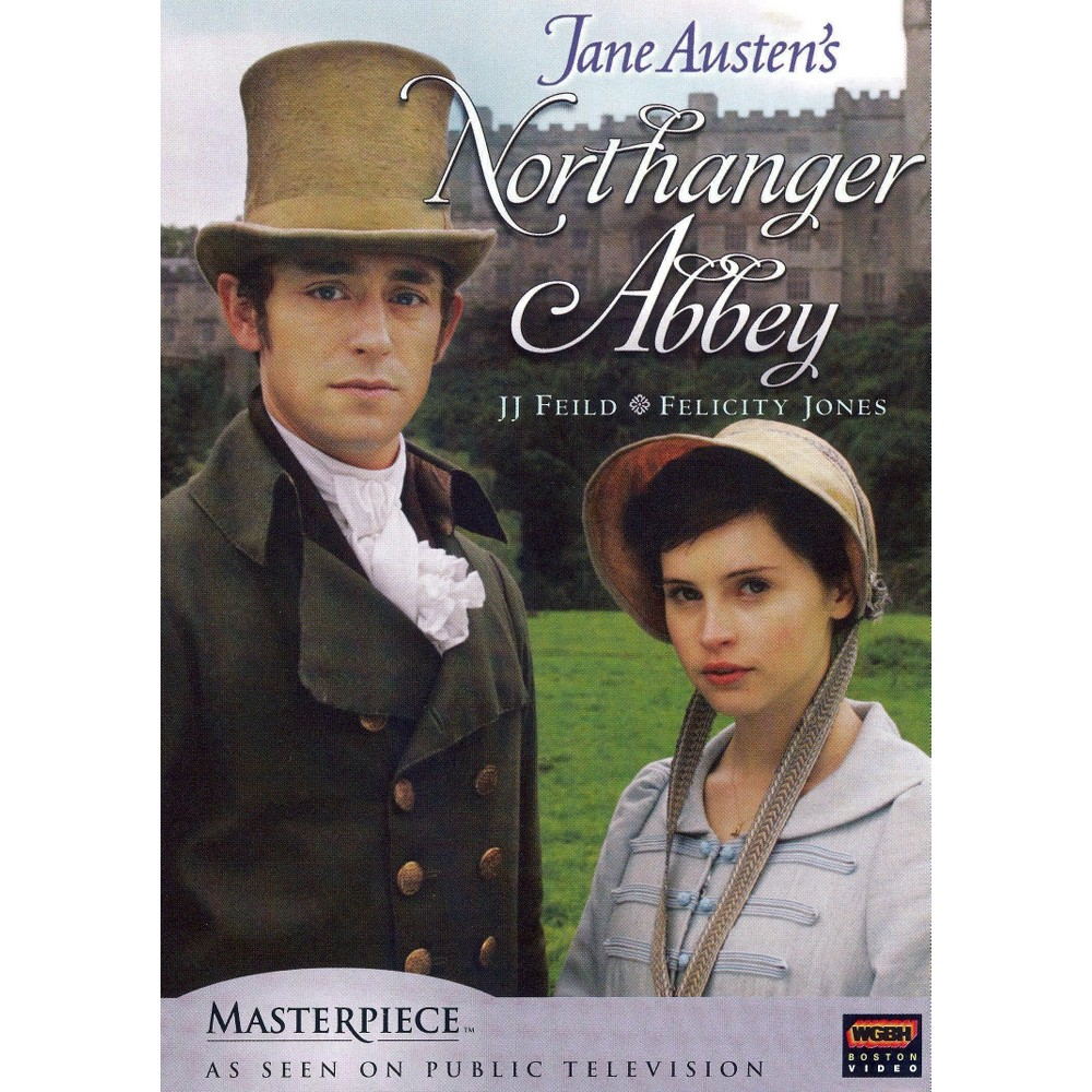 Masterpiece Theatre: Northanger Abbey (dvd_video)