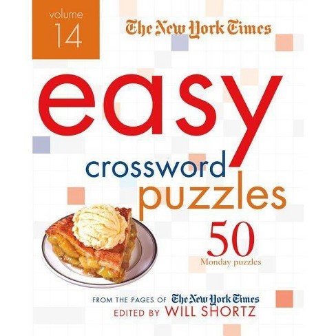 The New York Times Easy Crossword Puzzles - (Spiral_bound) - image 1 of 1
