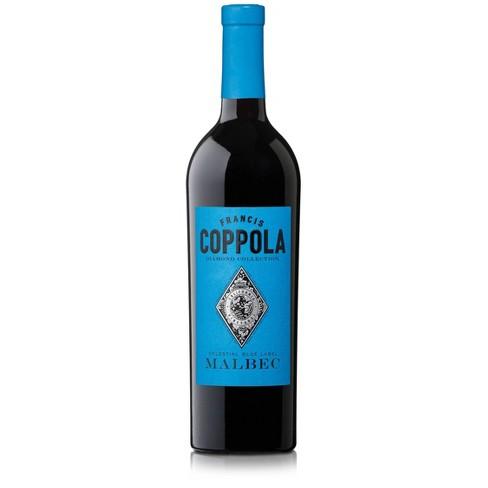 Francis Coppola Diamond Malbec Red Wine - 750ml Bottle - image 1 of 1