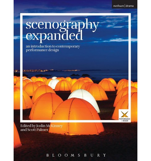 Scenography Expanded : An Introduction to Contemporary Performance Design -  (Hardcover) - image 1 of 1