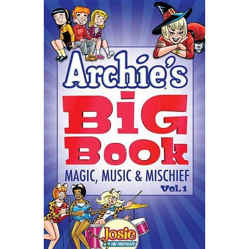 Archie's Big Book, Volume 1 - (Paperback) - image 1 of 1