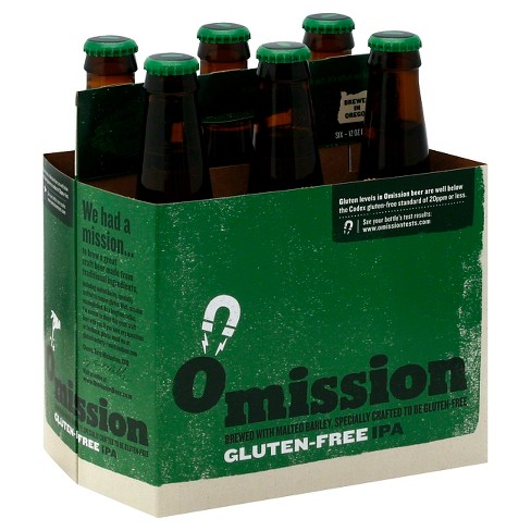 Omission® Gluten-Free IPA - 6pk / 12oz Bottles - image 1 of 1