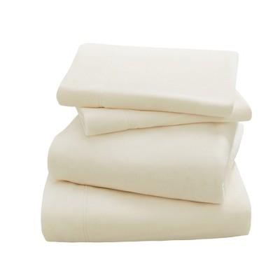 Premier Comfort Peak Performance Fleece Sheet Set - Ivory (Queen)