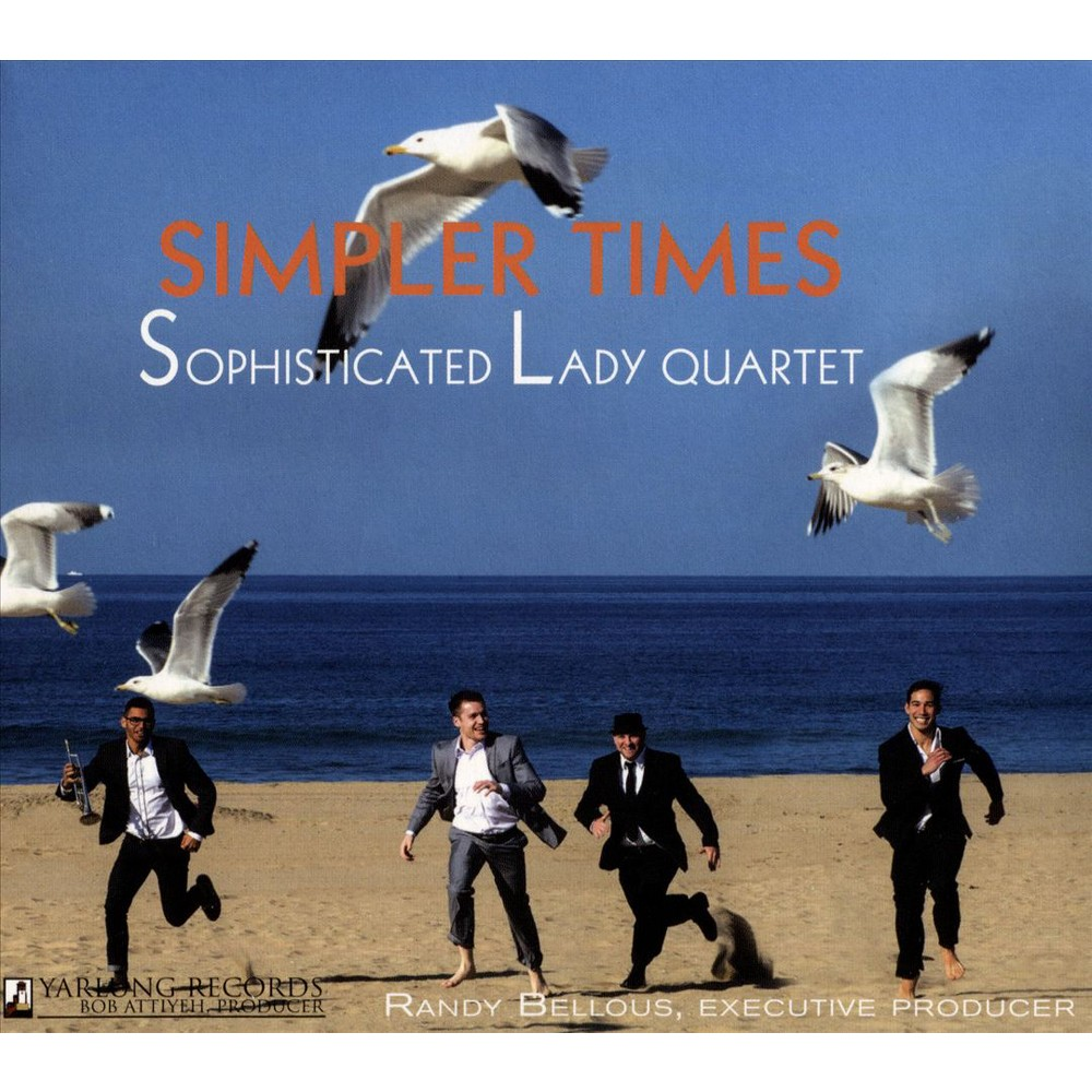 Sophisticated Lady J - Simpler Times (CD)