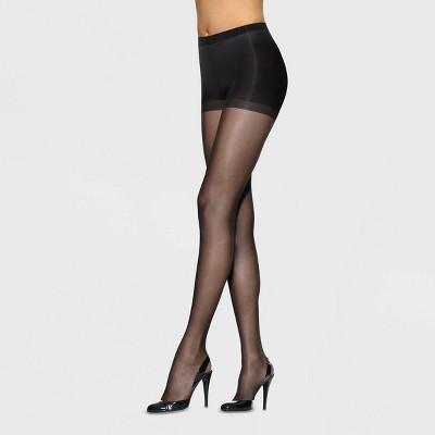 L'eggs Silken Mist Women's Control Top 2pk Pantyhose