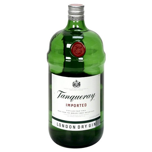 Tanqueray London Dry Gin - 1.75L Bottle - image 1 of 1